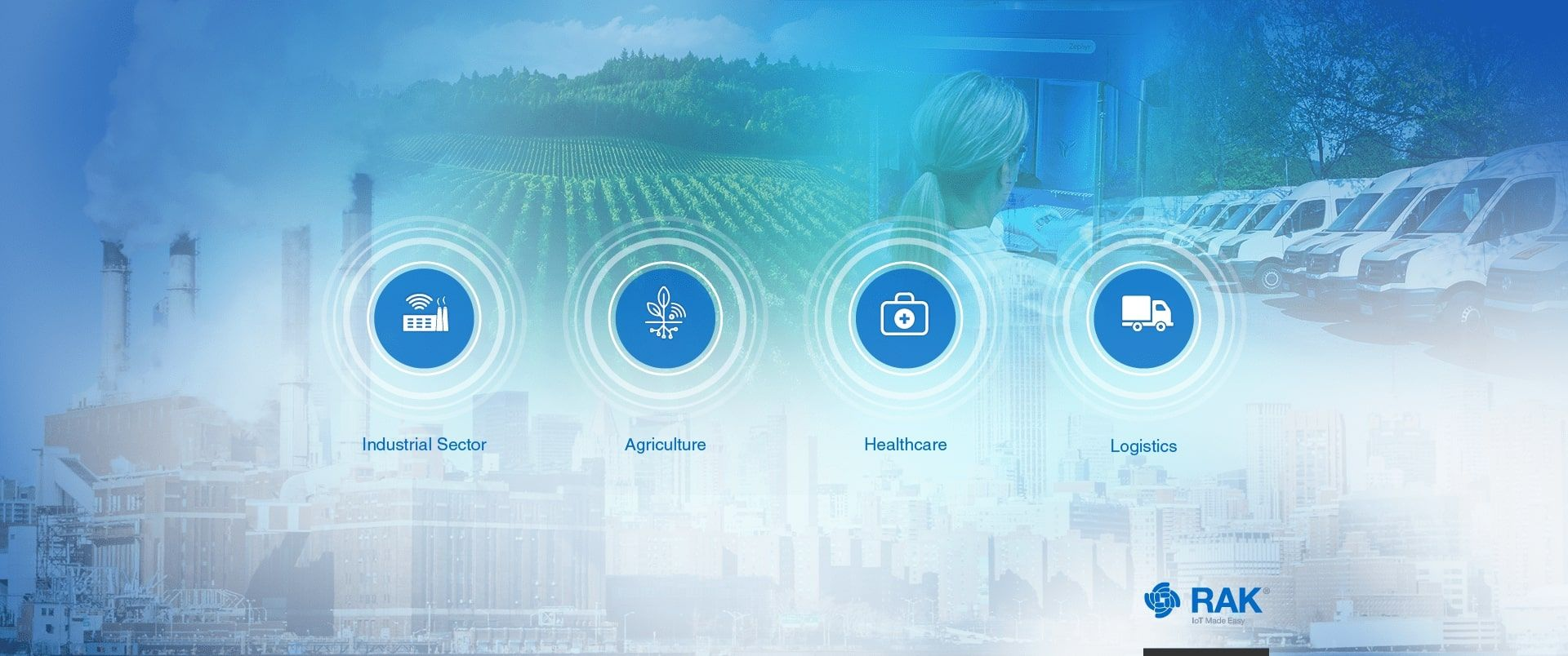 4 Industries Profoundly Changed by Internet of Things Solutions