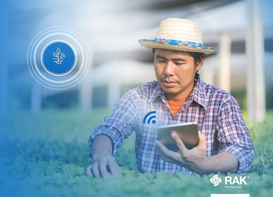 Agriculture in IoT