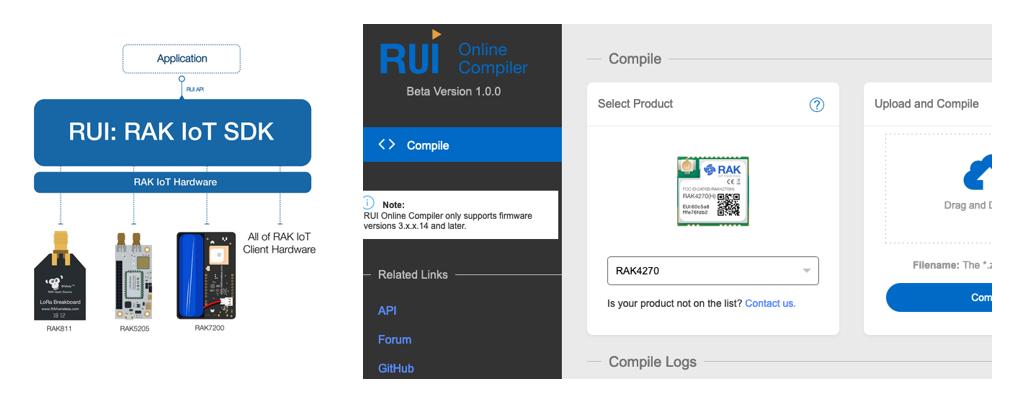 RUI Online Compiler
