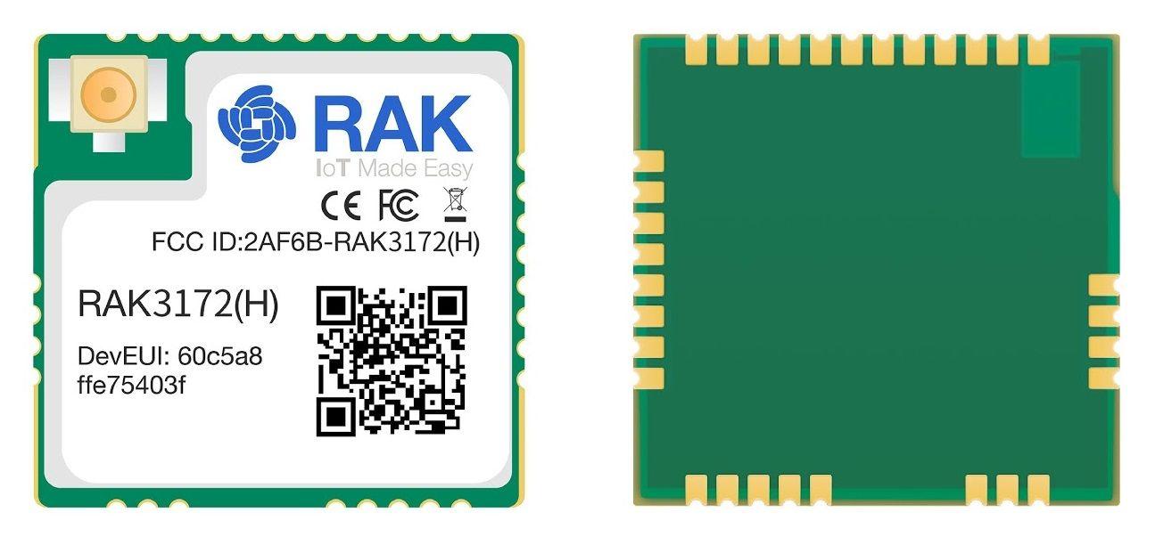 RAK3127 LoRaWAN module