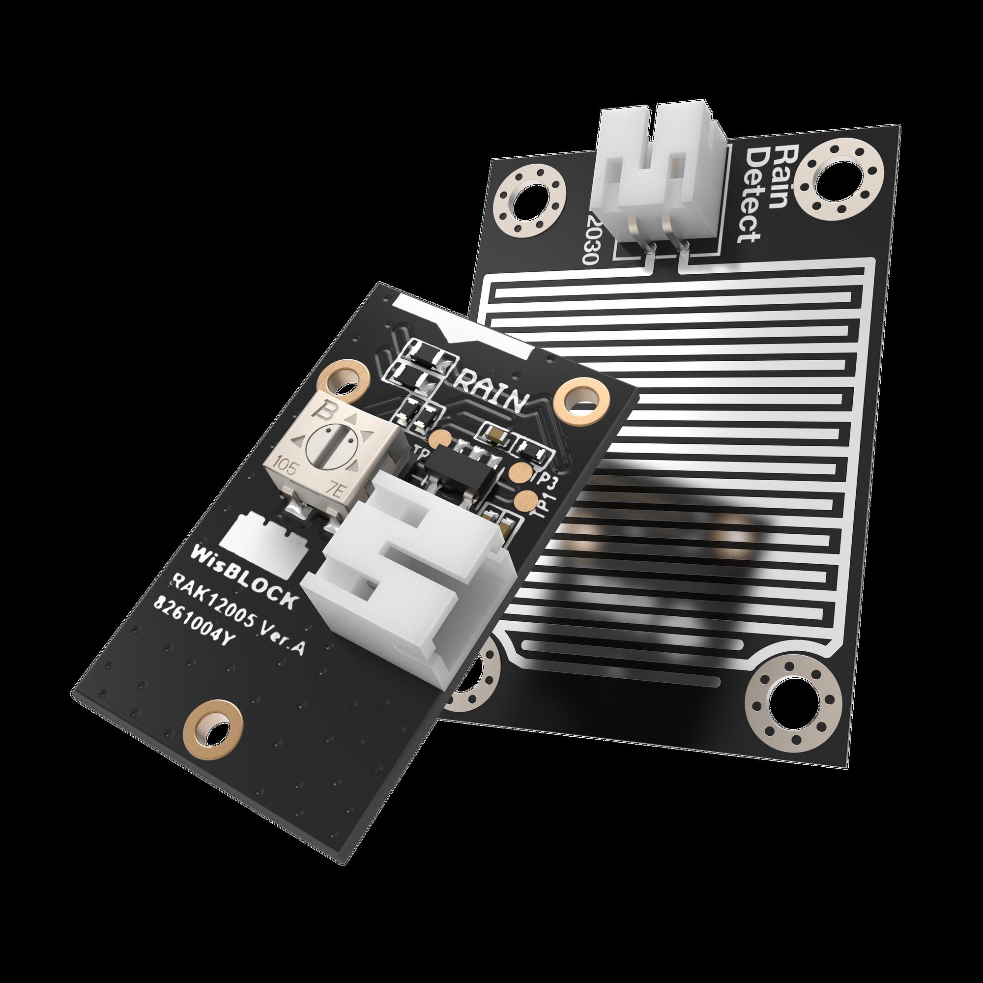 rain drop sensor module
