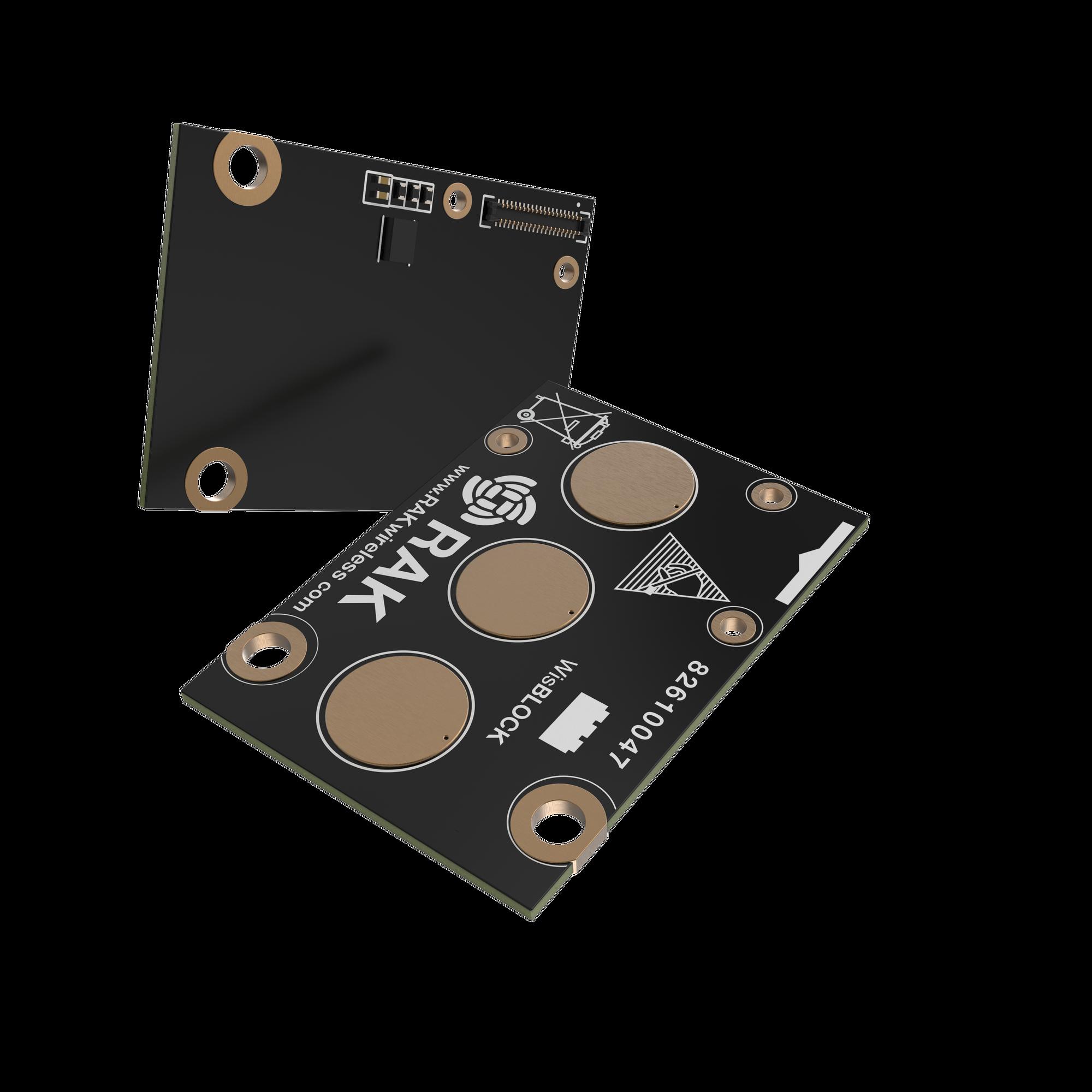 RAK14002 3-channel Touchpad Module