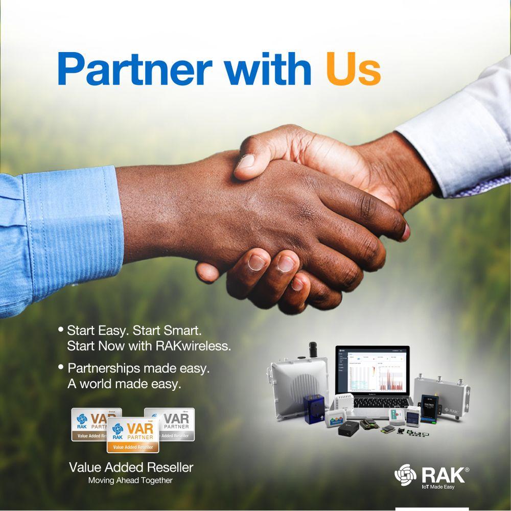 RAK partnership programs